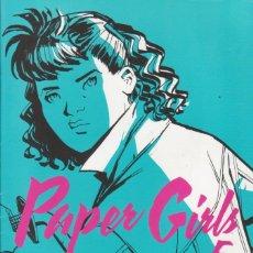 Cómics: CÓMIC PAPER GIRLS Nº 5 ED, PLANETA / IMAGE 32 PGS.. Lote 215921926