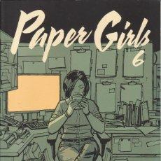 Cómics: CÓMIC PAPER GIRLS Nº 6 ED, PLANETA / IMAGE 32 PGS.. Lote 215922233