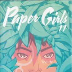 Cómics: CÓMIC PAPER GIRLS Nº 11 ED, PLANETA / IMAGE 32 PGS.. Lote 215922891