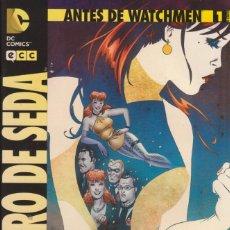 Cómics: CÓMIC DC ANTES DE WATCHMEN - ESPECTRO DE SEDA Nº 1 ED, PLANETA / ECC 32 PGS.. Lote 215924760