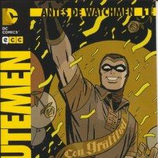Cómics: CÓMIC DC ANTES DE WATCHMEN - MINUTEMEN Nº 1 ED, PLANETA / ECC 32 PGS.. Lote 215925238