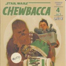 Cómics: CÓMIC STAR WARS - CHEWBACCA Nº 4 ED, PLANETA 32 PGS.. Lote 215927045