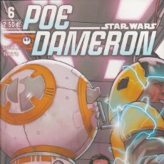 Cómics: CÓMIC STAR WARS - POE DAMERON Nº 6 ED, PLANETA 40 PGS.. Lote 215927447