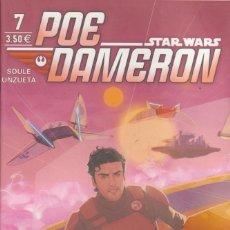 Cómics: CÓMIC STAR WARS - POE DAMERON Nº 7 ED, PLANETA 40 PGS.. Lote 215927598