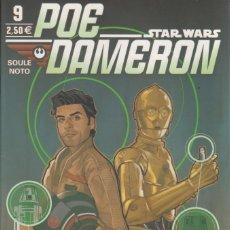 Cómics: CÓMIC STAR WARS - POE DAMERON Nº 9 ED, PLANETA 40 PGS.. Lote 215928065