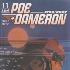 Cómics: CÓMIC STAR WARS - POE DAMERON Nº 11 ED, PLANETA 40 PGS.. Lote 215928551