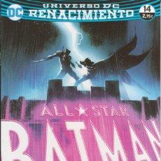 Cómics: CÓMIC DC ALL STAR BATMAN Nº 14 ED, PLANETA 32 PGS.. Lote 215934070