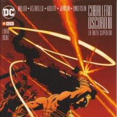 Cómics: CÓMIC DC BATMAN CABALLERO OSCURO Nº 8 ED, PLANETA / ECC 32 PGS. (CONTIENE CUADERNILLO INTERIOR). Lote 257731845