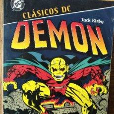Cómics: DEMON DE JACK KIRBY - 1 AL 16 USA - TOMO CLASICOS DC - PLANETA DC COMICS -. Lote 216475168