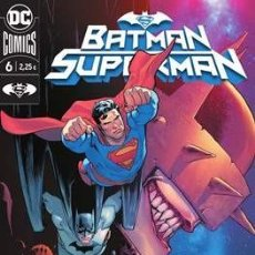 Cómics: BATMAN / SUPERMAN (2020) ECC COMICS - SERIE EN CURSO 11 NÚMEROS COMPLETA. Lote 216929851