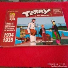 Cómics: TERRY Y LOS PIRATAS ,1, DE MILTON CANNIF,. Lote 217084402
