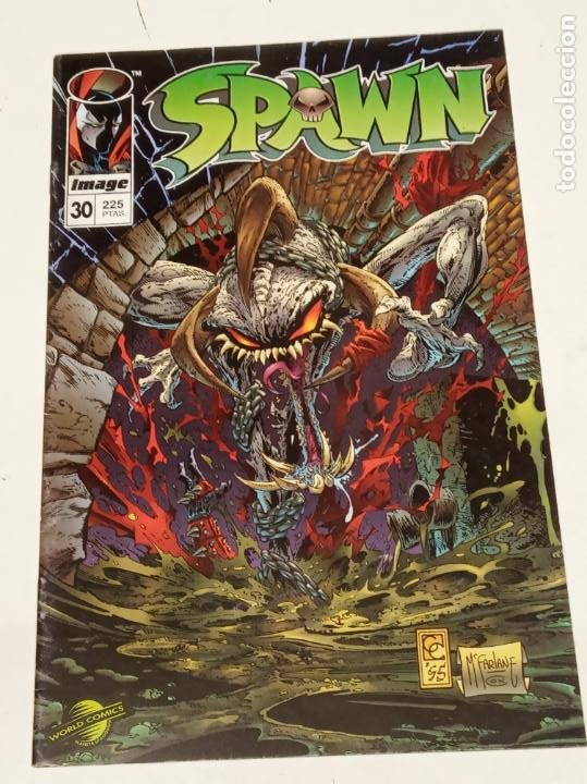 SPAWN Nº 30 / WORLD COMICS PLANETA (Tebeos y Comics - Planeta)