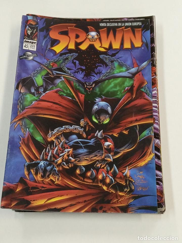 SPAWN Nº 45 / WORLD COMICS PLANETA (Tebeos y Comics - Planeta)