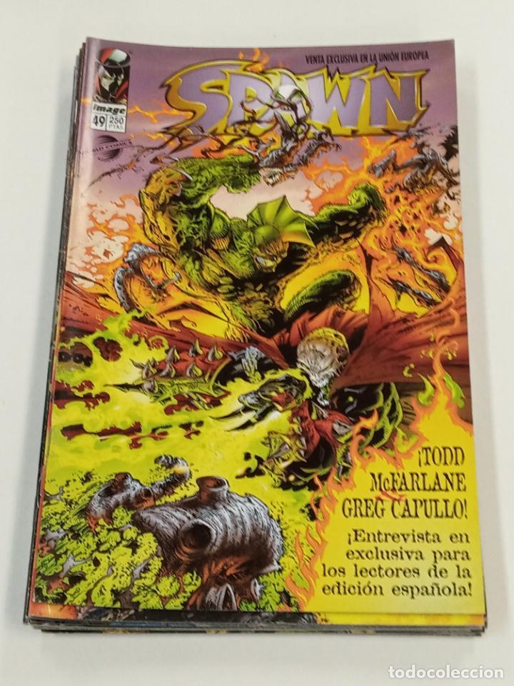 SPAWN Nº 49 / WORLD COMICS PLANETA (Tebeos y Comics - Planeta)