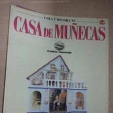 Cómics: CREA Y DECORA TU CASA DE MUÑECAS Nº 84 (PLANETA DE AGOSTINI). Lote 217262632