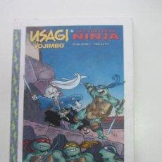 Fumetti: USAGI YOGIMBO & LAS TORTUGAS NINJA PLANETA EPRE HJJ. Lote 217274546