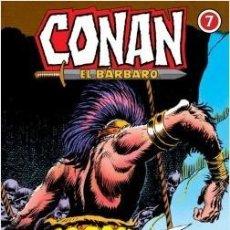 Cómics: CONAN EL BARBARO INTEGRAL Nº 7 - PLANETA - CARTONE - IMPECABLE - OFI15F. Lote 217663725