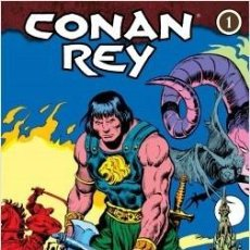 Cómics: CONAN REY Nº 1 - PLANETA - CARTONE - IMPECABLE - OFI15F. Lote 217663918