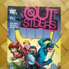 Cómics: OUTSIDERS Nº 2 - D5. Lote 217766567