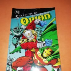 Cómics: ORION. WALTER SIMONSON. CLASICOS DC Nº 5. PLANETA.. Lote 218031351