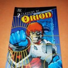 Cómics: ORION. WALTER SIMONSON. CLASICOS DC Nº 2. PLANETA.. Lote 218032263