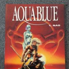 Cómics: AQUABLUE 1 - NAO - COLECCIÓN EUROPA - PLANETA DEAGOSTINI- 1996 - ¡NUEVO!. Lote 218106300