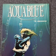 Cómics: AQUABLUE 3 - MEGOFIO - COLECCIÓN EUROPA - PLANETA DEAGOSTINI- 1996 - ¡NUEVO!. Lote 218106367