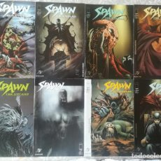 Cómics: SPAWN THE UNDEAD COMPLETA 9 NUMEROS. Lote 218239671
