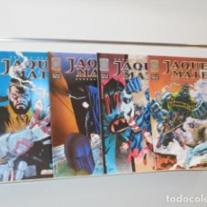 Cómics: JAQUE MATE COMPLETA 4 NUMEROS LABERINTO - COMIC-BOOKS ESPAÑOLES PLANETA. Lote 218531113