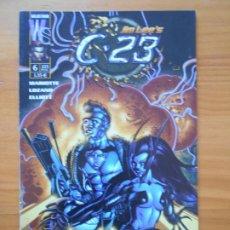 Cómics: C-23 Nº 6 - JIM LEE - WILDSTORM - PLANETA (Z). Lote 218682100
