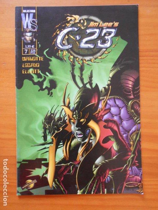 C-23 Nº 7 - JIM LEE - WILDSTORM - PLANETA (Z) (Tebeos y Comics - Planeta)