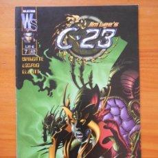 Cómics: C-23 Nº 7 - JIM LEE - WILDSTORM - PLANETA (Z). Lote 218682473