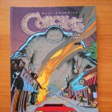Cómics: CONCRETE - KILLER SMILE - PAUL CHADWICK - PLANETA (Z). Lote 218682675
