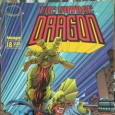 Cómics: CÓMIC THE SAVEGE DRAGON N°18. Lote 218833532