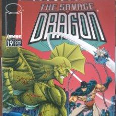 Cómics: CÓMIC THE SAVEGE DRAGON N°19. Lote 218833623