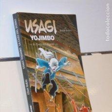 Fumetti: USAGI YOJIMBO LA CAZA DEL ZORRO POR STAN SAKAI - PLANETA. Lote 218908675