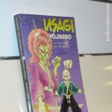 Fumetti: USAGI YOJIMBO LA MASCARA DEL DEMONIO POR STAN SAKAI - PLANETA. Lote 218912207