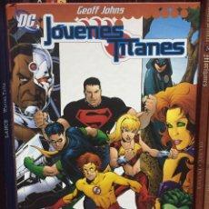 Comics : JÓVENES TITANES DE GEOFF JOHNS Nº 1. PLANETA DEAGOSTINI. Lote 219001100