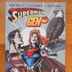 Cómics: SUPERMAN / GEN 13 - HUGHES, BERMEJO, NYBERG - DC - WILDSTORM - WORLD COMICS (X). Lote 219059097