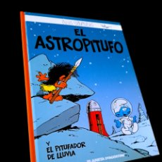 Cómics: DE KIOSCO LOS PITUFOS 7 EL ASTROPITUFO PLANETA. Lote 219251987