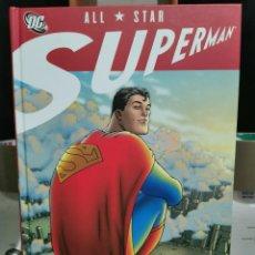 Cómics: ALL STAR SUPERMAN, MORRISON, QUITELY, PRIMERA EDICIÓN DE PLANETA. Lote 219275943