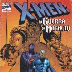 Cómics: X-MEN LA GUERRA DE MAGNETO PRELUDIO A LA DESTRUCCION, PLANETA DEAGOSTINI 2000 MARVEL COMICS FORUM. Lote 219370483