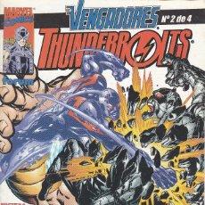 Cómics: VENGADORES THUNDERBOLTS Nº 2, EDITADO PLANETA DEAGOSTINI 2001 MARVEL COMICS FORUM. Lote 219374301