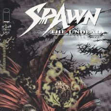 Cómics: SPAWN THE UNDEAD NÚM 1, UN ROSTRO EN LA MULTITUD. EDITORIAL PLANETA-DEAGOSTINI 2001.. Lote 219409262