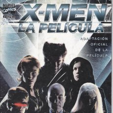 Cómics: X-MEN LA PELICULA ADAPTACION OFICIAL DE LA PELICULA PLANETA-DEAGOSTINI 2000.MARVEL COMICS FORUM. Lote 219468036
