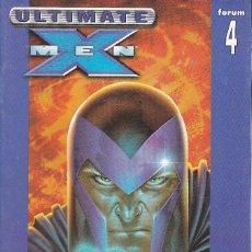 Cómics: ULTIMATE X MEN Nº 4 A 6, 3 NUMEROS, EDITADOS POR PLANETA DEAGOSTINI 2002, MARVEL COMICS, FORUM. Lote 219489327