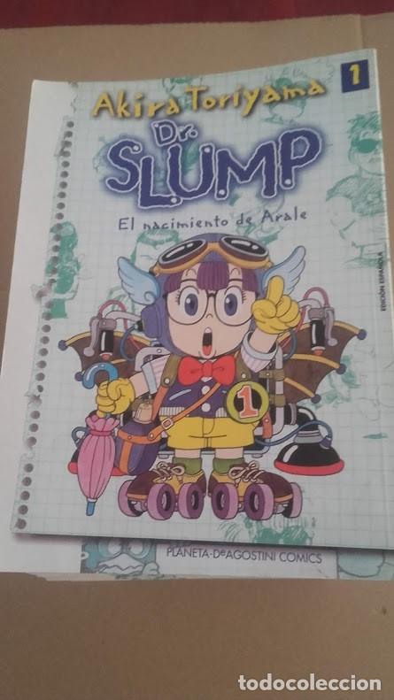 DR. SLUMP - PLANETA DEAGOSTINI COMICS - 40 DE 40 - COMPLETA (Tebeos y Comics - Planeta)