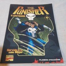 Cómics: COMIC THE PUNISHER EL CASTIGADOR N°7. Lote 219589380