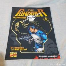 Cómics: COMIC THE PUNISHER EL CASTIGADOR N°4. Lote 219589787