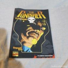 Cómics: COMIC THE PUNISHER EL CASTIGADOR N°16. Lote 219590576